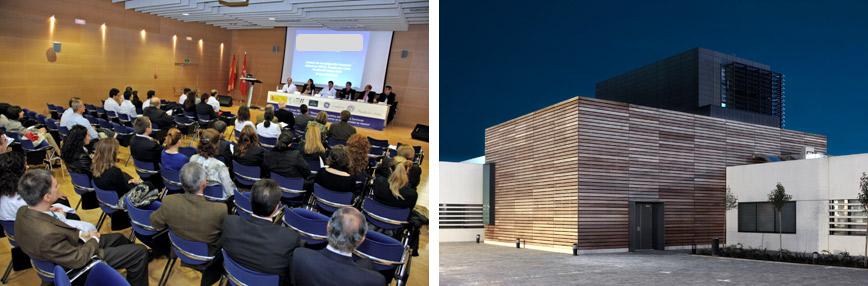 Sede: Auditorio Fundación Reina Sofía. Centro de Alzheimer. Fundación CIEN (C/ Valderrebollo, 5. 28031. MADRID)